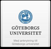 Med anknytning till Göteborgs universitet